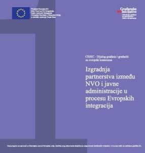 030 Izgradnja partnerstva NVO i administracije u EU integracijama