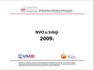 044 NVO u Srbiji 2009