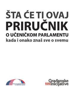 045 Prirucnik za rad u ucenickom parlamentu