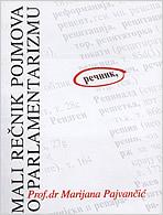 012 Mali recnik o parlamentarizmu