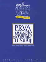 015 Prva godina Projekta Gradjanin u Srbiji